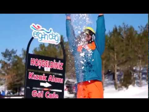 Ergan Dağı Kış Sporları Turizm Merkezi Tanıtım