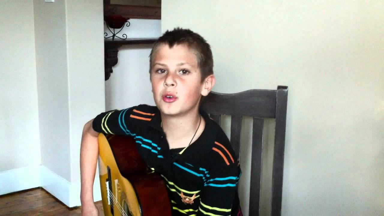 Jared Cardona Message For Viewers 12 Year Old Boy -9232