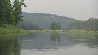 Летняя охота и рыбалка  р Илим  р Коченга  2 Част  Восточная Сибирь Иркутская обл  18   19 августа 2