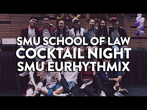 SMU Eurhythmix | SMU School of Law Cocktail Night