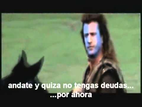 william wallace motiva al movimiento estudiantil de chile