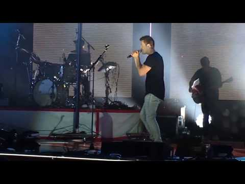 "Jeremy Camp LIVE ""Only In You"" Summer Lights Tour Providence Amphitheater Bonner Springs KS 7/7/17"