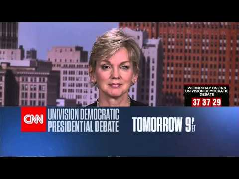 Clinton Surrogate Jennifer Granholm Is Worried About The Michigan Primary