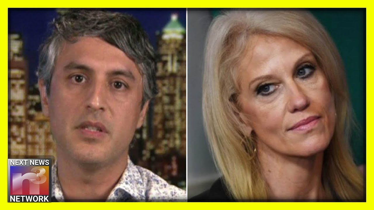 Former CNN Host Threatens Kellyanne Conway, Twitter ALLOWS It