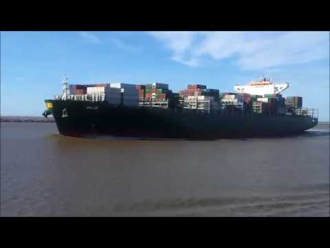 CONTAINER SHIP VALUE