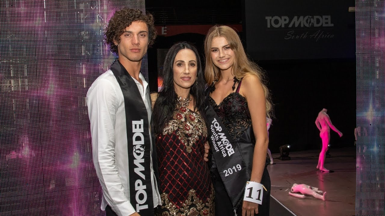 Top Billing hits the runway with Top Model SA   FULL INSERT