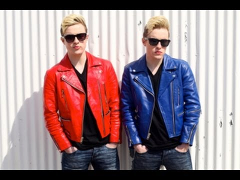 Jedward - What's Your Number