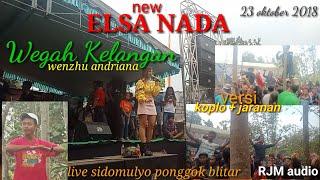 Wenzhu - Wegah Kelangan - Elsa Nada live sidomulyo ponggok blitar | RJM audio