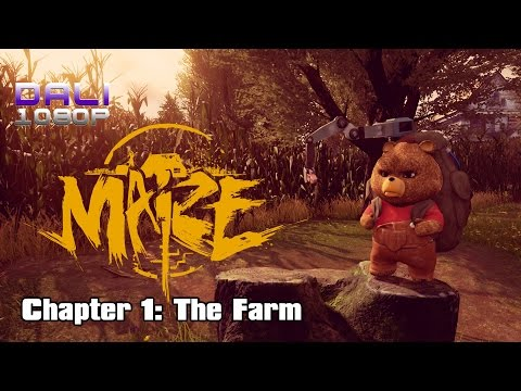 Maize Walkthrough Chapter 1: The Farm pc gameplay