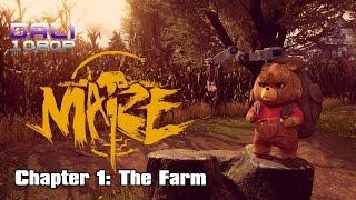 Maize Walkthrough Chapter 1: The Farm pc gameplay
