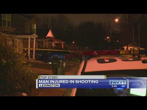 Lexington shooting