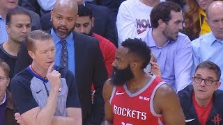 James Harden Cheating With Refs (Parody)