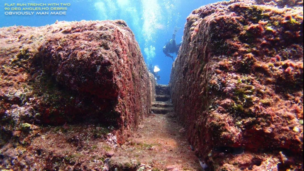 The Yonaguni Monument ( Willful Ignorance ) YouTube