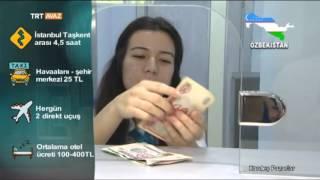 Özbekistan'a Nasıl Gidilebilir ve Koşulları Nelerdir? - Kardeş Pazarlar - TRT Avaz