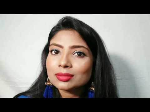 How to apply lakme eyeconic mascara #beginners