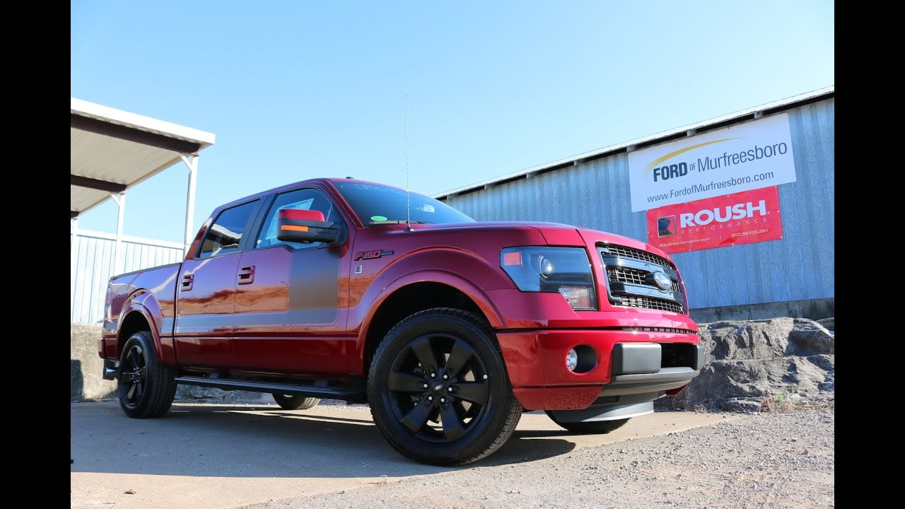 Ford Of Murfreesboro >> Sold 2013 F150 Fx2 Ecoboost Roush Tuned Ford Of Murfreesboro