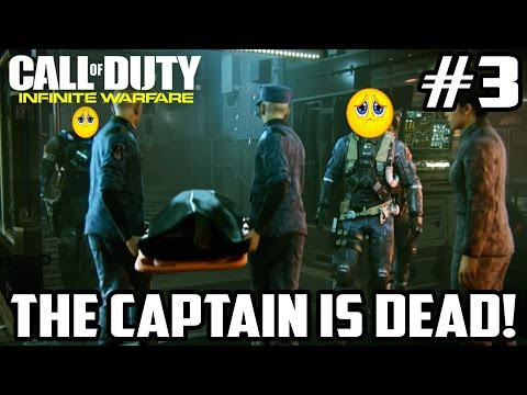 THE CAPTAINS DUTY | Call Of Duty Infinite Warfare Gameplay Part 3