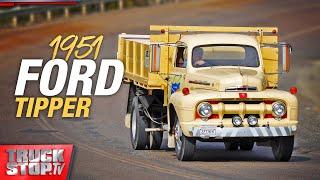 1951 Ford Tipper - TRUCKSTOP TV