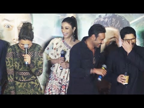 Golmaal Returns  Launch Funny Moments Video