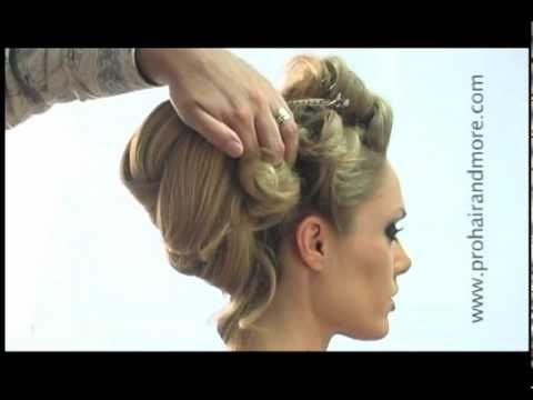 Como Hacer Hermoso Peinado De Gala Paso A Paso Easy Updo Youtube