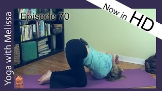 Yoga with Melissa 70: Special Series on Chakras and Archetyps, Crown Chakra and your Higher Self HD