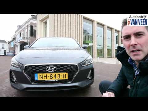 De nieuwe Hyundai i30 toegelicht