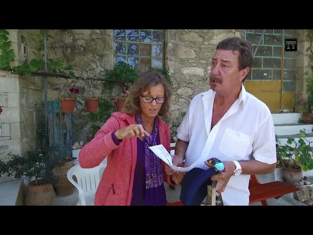 Herr Doser macht Urlaub auf Kreta Teil 5 Herr Doser besucht das Mandali und Babis in Kournas 4K