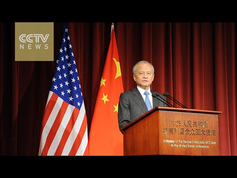 Chinese Ambassador gives exclusive insight into China-US relations