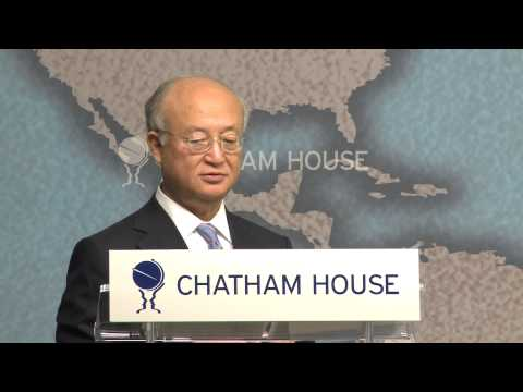 IAEA Director General on Iran on YouTube