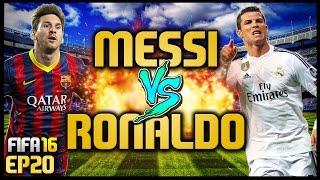 MESSI VS RONALDO FINALE! #20 - FIFA 16 ULTIMATE TEAM