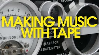 A Beginner's Guide To Cassette and Tape Machines For Music Production