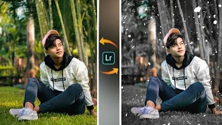 lightroom se photo edit kaise kare ||lightroom mobile tutorial || lr concept
