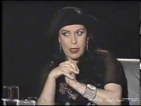 1995-Massiel en el Programa Jaime Bayly en Vivo