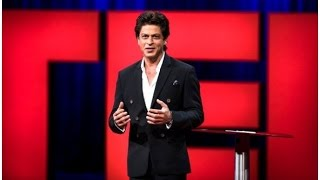 Ted Talks - Thoughts on humanity, fame and love | Shah Rukh Khan