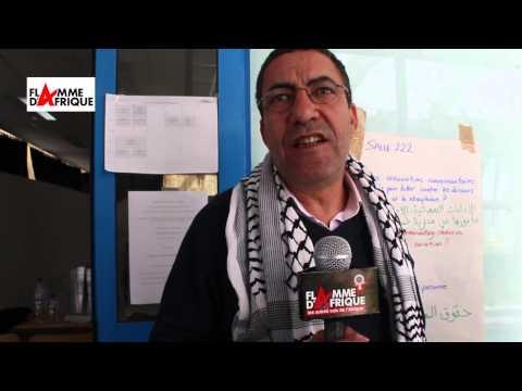 Mohamed Legthas Coordonnateur de Ejoussour