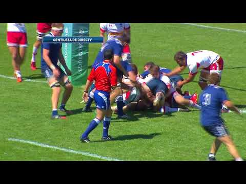 Canada 'A' vs. USA Selects - Americas Pacific Challenge - Highlights