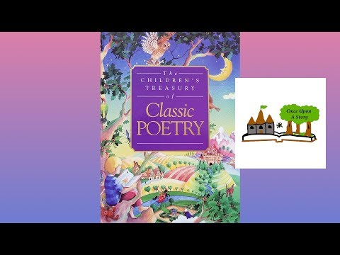 The Children's Treasury Of Classic Poetry Compiled By Nicola Baxter: Children's Books Read Aloud