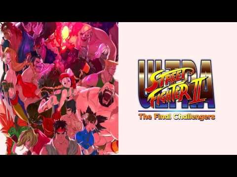 Ultra Street Fighter 2: The Final Challengers - Zangief's Theme ( New Style )
