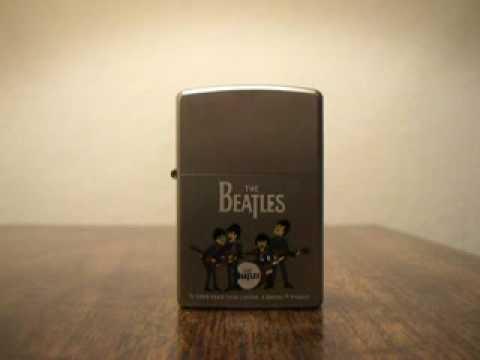 Beatles Zippo Lighter