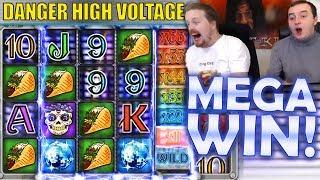 Danger High Voltage - Mega win!