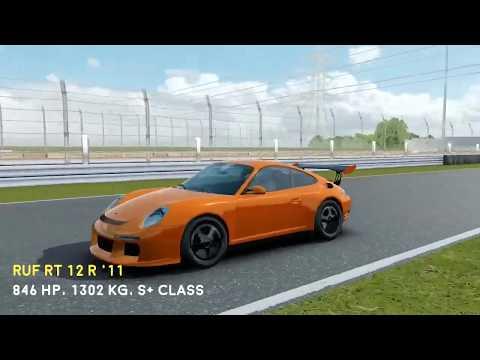 Assoluto Racing: RUF Rt 12 R '11 @ Arines Ring - 1:34:062