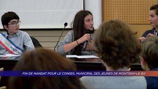 Yvelines | Fin de mandat pour le conseil municipal des jeunes de Montigny-le-Bretonneux