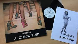 Womega   A Quick Step 1975 Belgium, Eclectic Prog