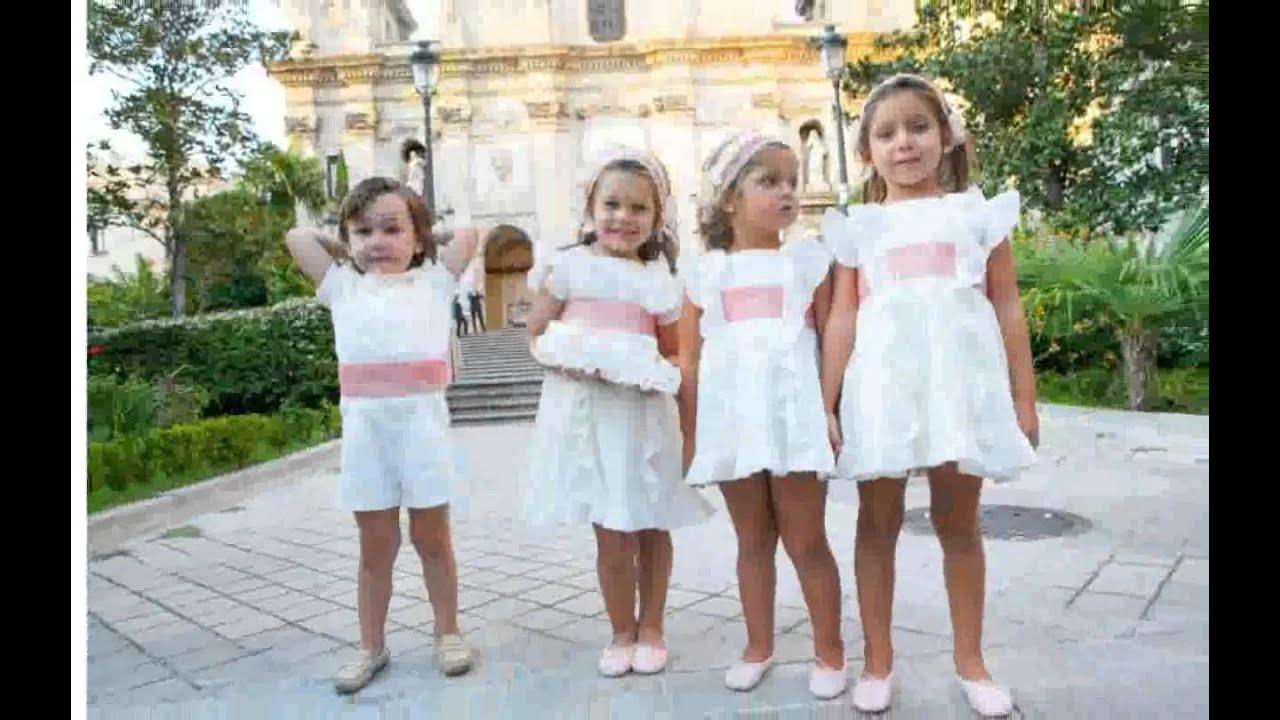 Vestidos pajes de boda