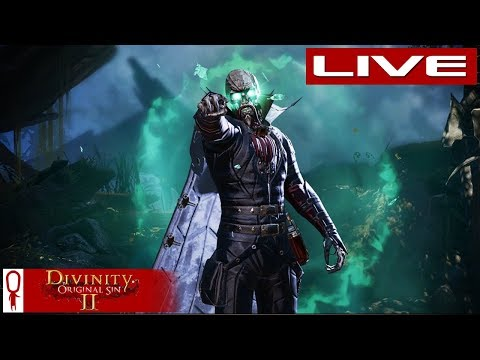 DIVINITY RETURNING LIVE TONIGHT 530 PM EDT - TWITCH.TV/CHRISTOPHERODD