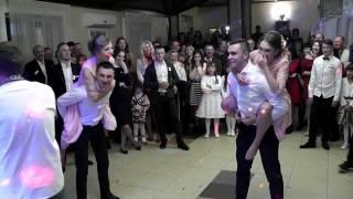 жартівливий весільний конкурс