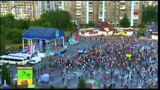 День города Новокузнецк 397 лет    ЧАСТЬ 2