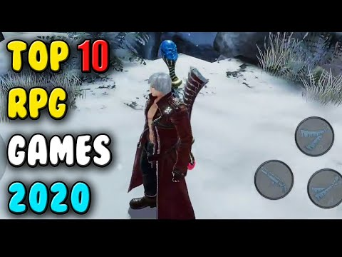Best New RPG Games For Android 2020