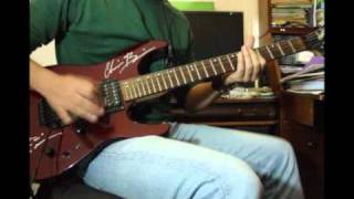 Megadeth - Symphony of Destruction Cover, Rhythm Guitar