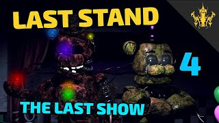 ⭐️[SFM FNAF] Last Stand 4 - The Last Show | Bertbert⭐️
